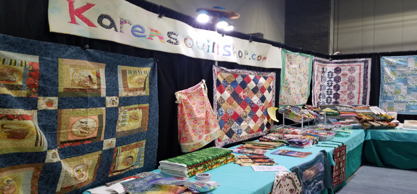 Karens Quilt Shop | Bossier City LA | Online Fabric Sales : online quilt shops in usa - Adamdwight.com